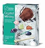 4M 4136NHM Crystal Mining Museum d'histoire Naturelle Multicolore
