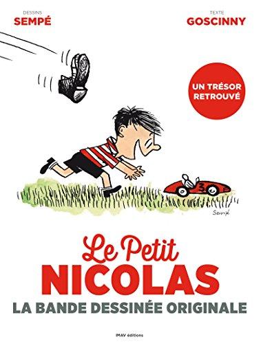 Le Petit Nicolas - La bande dessinée originale (BANDE DESSINEE)