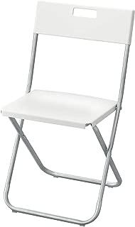 GUNDE Klappstuhl in weiß