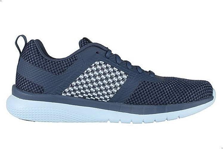 Reebok Pt Prime courirner Club Chaussures de Sport, Femme, Bleu (Smky Indigo Steel Fresh bleu SLVR WHT)