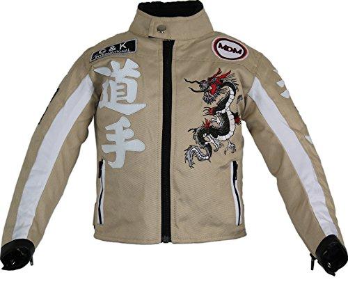 MDM Kinder Biker Jacke (2XL)