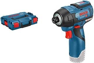 Bosch Professional GDR 12V-110 Accu-slagschroevendraaier zonder accu, 12 V, 110 Nm, in L-BOXX