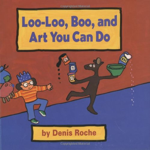 Loo-Loo, Boo and Art You Can Do