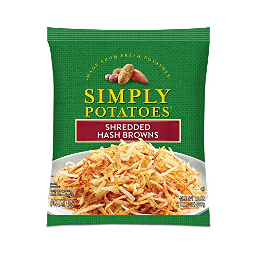 Simply Potatoes Shredded Hash Browns, 20 oz