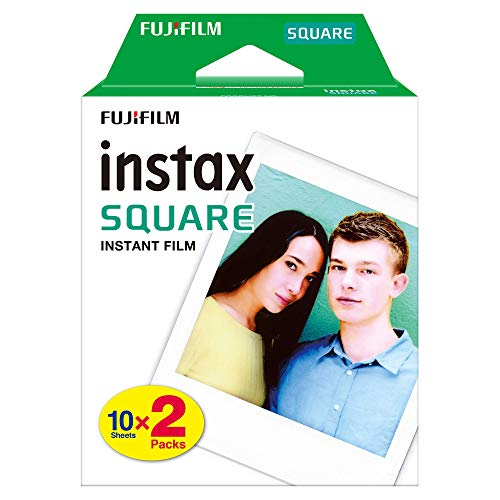 Fujifilm Instax Square 20 photos