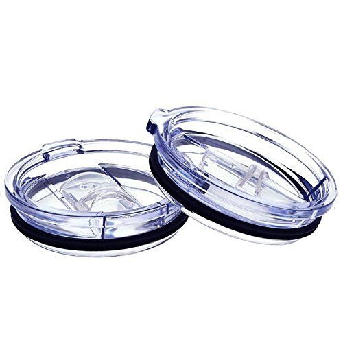 Tumbler Lids Spillproof 20 Oz,2 Replacement Lids for 20 oz YETI...