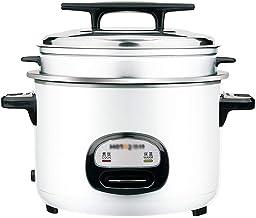 Rice Cooker, 8-28L grote capaciteit, ouderwetse rijstkoker voor huishouden/kantines en hotels, voor 8-40 personen (groott...