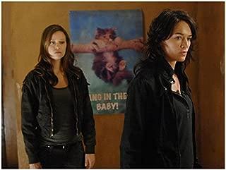 Terminator: The Sarah Connor Chronicles 8x10 Photo Lena Headey & Summer Glau Poster
