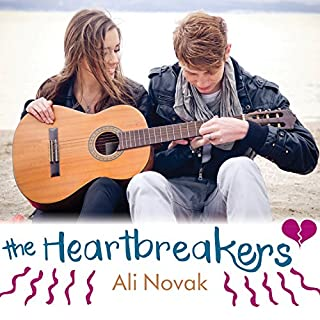 The Heartbreakers     Heartbreak Chronicles Series #1              By:                                                                                                                                 Ali Novak                               Narrated by:                                                                                                                                 Arielle DeLisle                      Length: 8 hrs and 36 mins     4 ratings     Overall 4.3