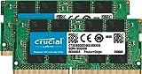 Crucial RAM CT2K32G4SFD8266 64GB (2x32GB) DDR4 2666 MHz CL19...