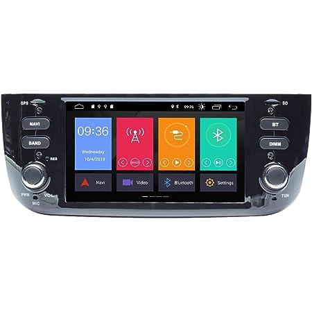 Zltooopai Android 10 Car Radio For Fiat Linea Punto Elektronik