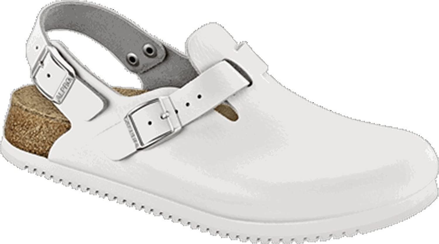 Alpro ''C 100 SL'' from Leather in White