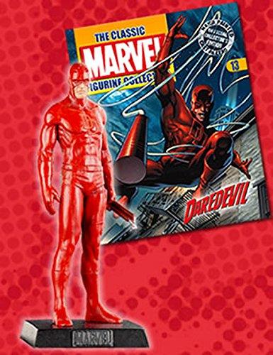 Eaglemoss Marvel Figurine Collection Nº 13 Daredevil
