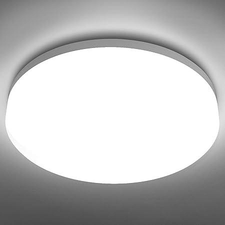 1 Le Flush Mount Ceiling Light Fixture For Hallway