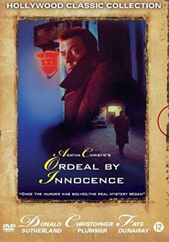 dvd - ordeal by innocence (1 DVD)