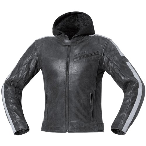 Held - Blouson Held Madison en cuir ref_hel5125-noir-gris - 50