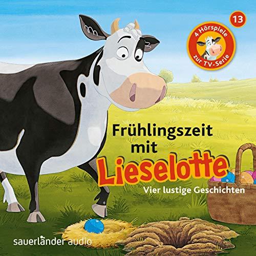 Frühlingszeit mit Lieselotte cover art