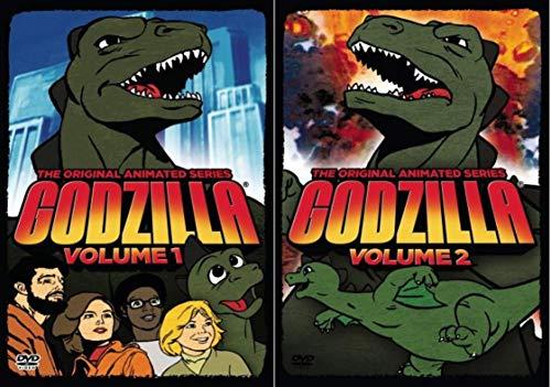 Godzilla: The Original Animated Series - Volume 1 / Godzilla: The Original Animated Series - Volume 2