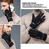 Zoom IMG-2 mobiusphy guanti invernali uomo touch