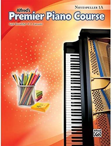 Premier Piano Course Over item handling ☆ Notespeller Omaha Mall 1A