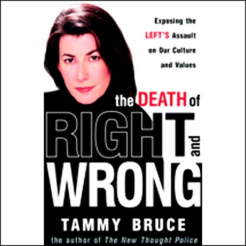 The Death of Right and Wrong cover art