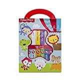 Fisher-Price - My First Library Board Book Block 12-Book Set - PI Kids