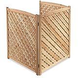 CASTLECREEK Air Conditioner Fence Screen, AC Covers for Outside to Hide Air Conditioner & for Outdoor Privacy