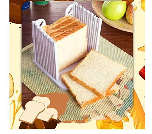 Armba Schneiden Küchenwerkzeug Brotschneidemaschine Toastschneider Mit Schneidanleitung Sandwich Machen
