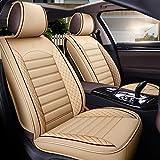 YSHUAI Funda de asiento de coche Accesorios silla protección para Mercedes Benz Clase E W210 W211 W212 W213 W124 C Clase W202 W203 W204 W205 GLK 350 X204 GLC 300 M Clase Ml320 ML 350 W16 33 W16 4 W16.