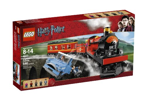 LEGO Hogwarts Express Toy Train