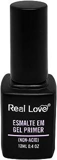 Esmalte em Gel Real Love Primer Non Acid Profissional 12ml