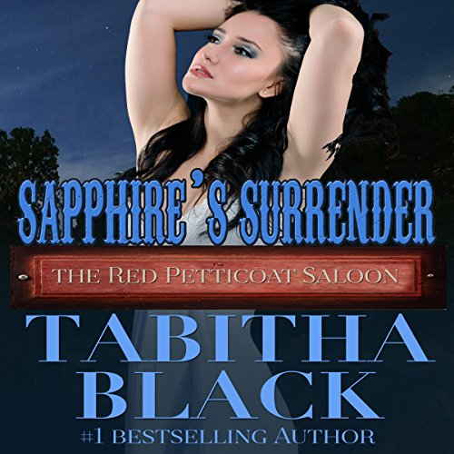 Sapphire's Surrender audiobook cover art