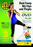 Gold's Gym Boot Camp My Hips and Thighs Workout DVD