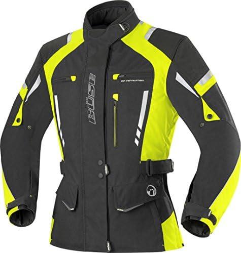 Büse Torino Pro Damen Motorrad Textiljacke 34 Schwarz Dunkelgrau Auto