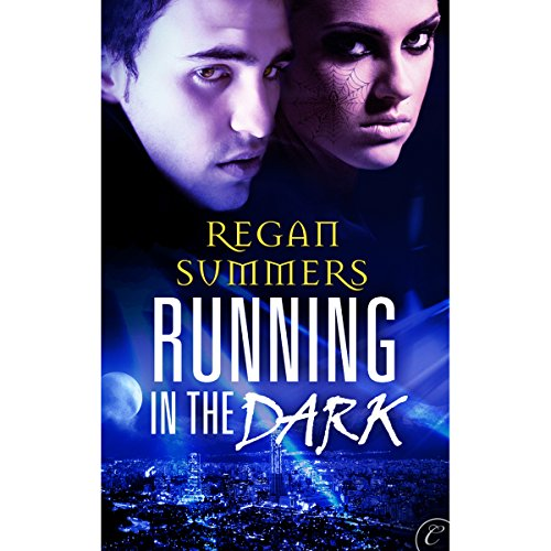 Running in the Dark audiobook cover art