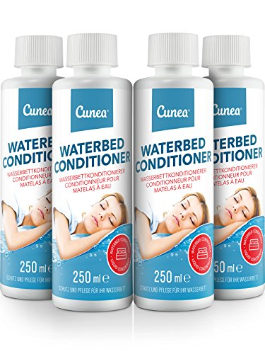 Wasserbett Conditioner für Wasserbetten 4X 250ml – Konditionierer kompatibel mit Allen Wasser Betten