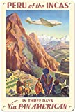CDecor Peru of The Incas Pan American Airways