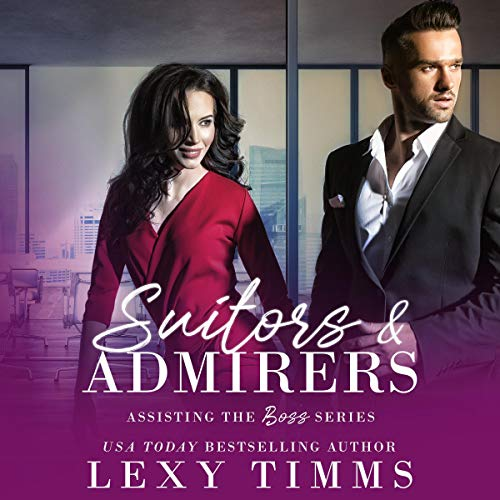 Suitors and Admirers cover art
