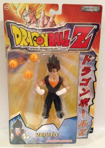 "Dragonball Z 5"" VEGITO (FUSION SAGA) Action Figure - DBZ SERIES 12 - JAKKS"