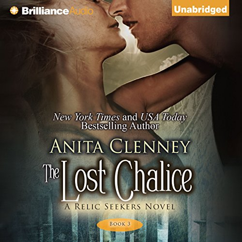 The Lost Chalice audiobook cover art