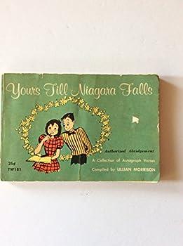 Paperback Yours Till Niagara Falls Book