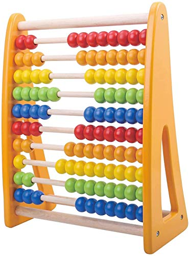 Pidoko Kids 123 Learning Abacus Toy
