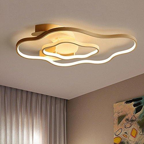 KK&MM 44W moderno único Arte Deco estilo minimalista exquisito diseño de la nube chic luz de techo...