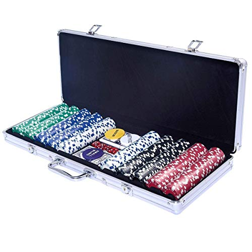 Set E Fiches Da Poker: Valigette Professionali