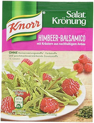 Knorr Salatkrönung Himbeer Balsamico Dressing 5er-Pack, 450 ml
