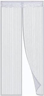 Fablcrew - Mosquitera con cierre magnético, malla ultrafina