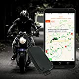 GPS Tracker for Vehicles, Motorcycle GPS, Snowmobile GPS, ATV Jet-ski eBike Golf Cart