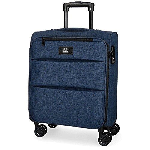 Movom Ottawa Equipaje de Mano, 55 cm, 40 litros, Azul