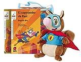 El superpoder de Rasi + muñeco (El Barco de Vapor Blanca)
