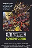 Soylent Green Poster Movie (27 x 40 Inches - 69cm x 102cm) (1973)